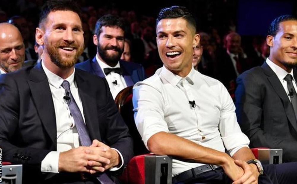 Messi muốn bầu danh hiệu Quả bóng vàng cho Neymar, ngó lơ Ronaldo