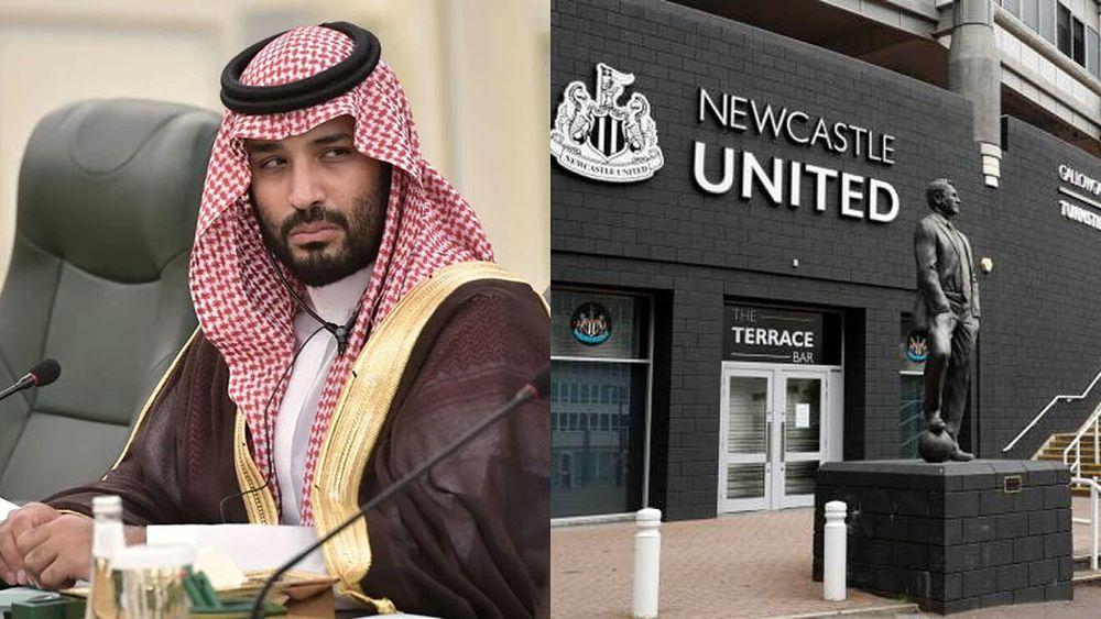 Newcastle, chú rồng ngủ đông đã thức giấc, sẵn sàng đe dọa Man City, PSG? - Ảnh 2.