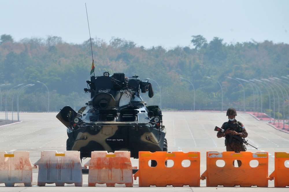 Chính biến ở Myanmar: Tại sao ông Biden lên án nhưng chủ động tránh dùng từ đảo chính? - Ảnh 1.