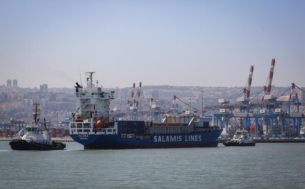 """Dọa ngăn tàu cập cảng Haifa: Mỹ quyết """"hất cẳng"""" Trung Quốc khỏi vùng chiến lược ở Trung Đông"""