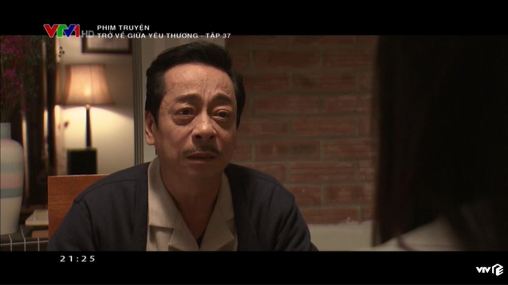Rơi nước mắt với thước phim đặc biệt của NSND Hoàng Dũng xuất hiện trên VTV - Ảnh 2.