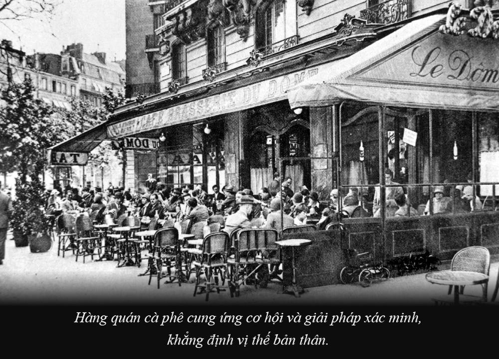 Ernest Miller Hemingway và những kiệt tác văn chương viết tại quán cà phê - Ảnh 3.