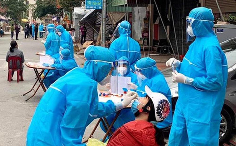 Hà Nội: Trường hợp nghi ngờ mắc Covid-19 ở Bệnh viện K có kết quả âm tính