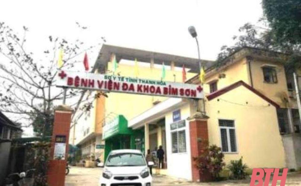 Người đàn ông âm tính lần 2 với SARS-CoV-2 tử vong sau nhiều ngày sốt,  tạm thời phong tỏa Bệnh viện ĐK Thị xã Bỉm Sơn