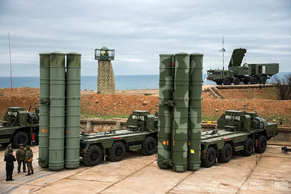 Cú đánh võng của tên lửa S-400 Nga tại Ấn Độ sẽ là cái tát vào hình ảnh của Mỹ - Ảnh 1.