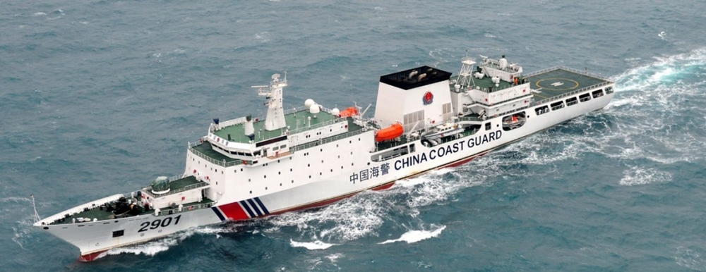 Nhật Bản lập chiến lược đối phó Luật Hải cảnh của Trung Quốc - Ảnh 1.