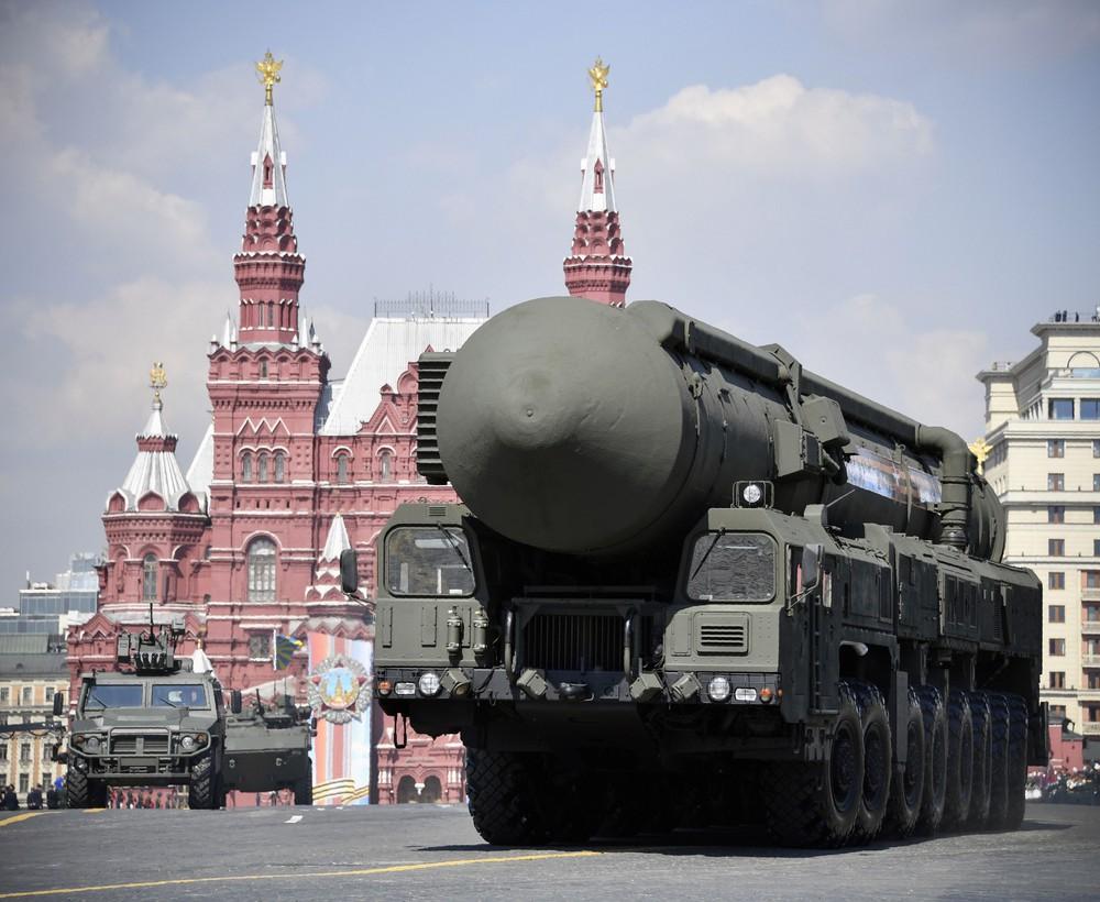 Tướng Mỹ: Ông Putin đã đe dọa bằng cả lời nói và hành động, đừng coi thường nước Nga! - Ảnh 1.