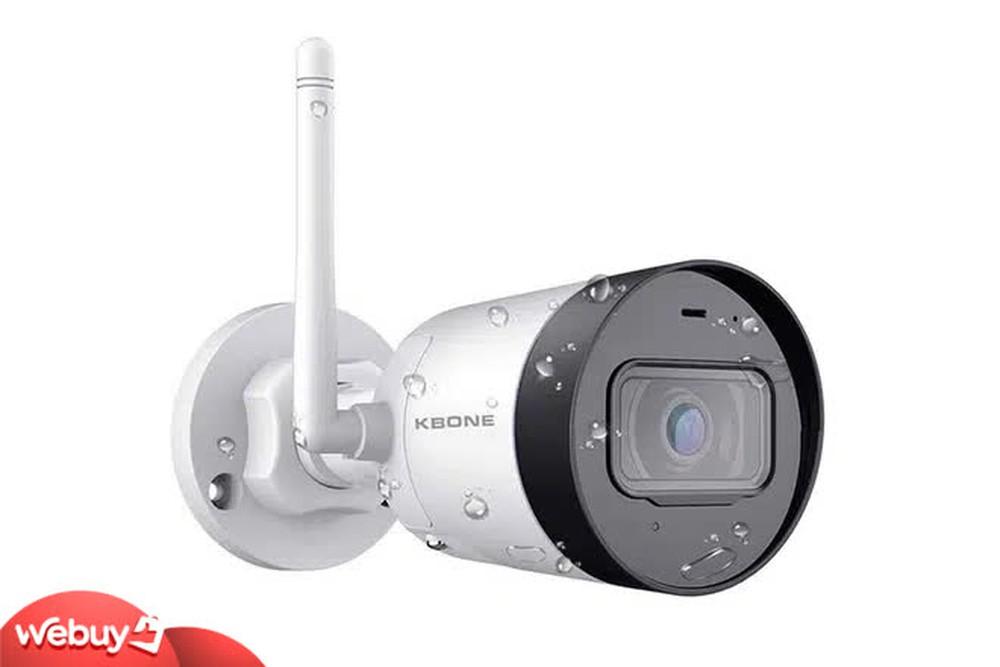 Bảo vệ nhà trong tháng củ mật: Camera an ninh chỉ vài trăm nghìn đồng - Ảnh 3.