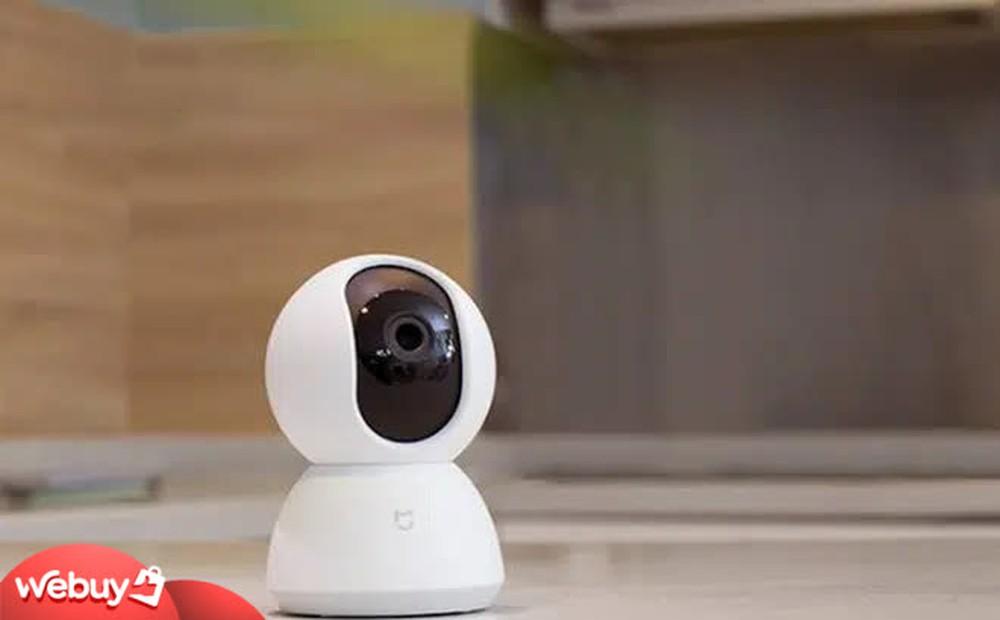 """Bảo vệ nhà trong tháng """"củ mật"""": Camera an ninh chỉ vài trăm nghìn đồng"""