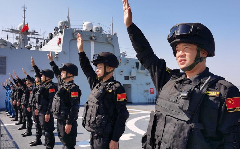 Thế lưỡng nan của giới hoạch định chiến lược quân sự Trung Quốc