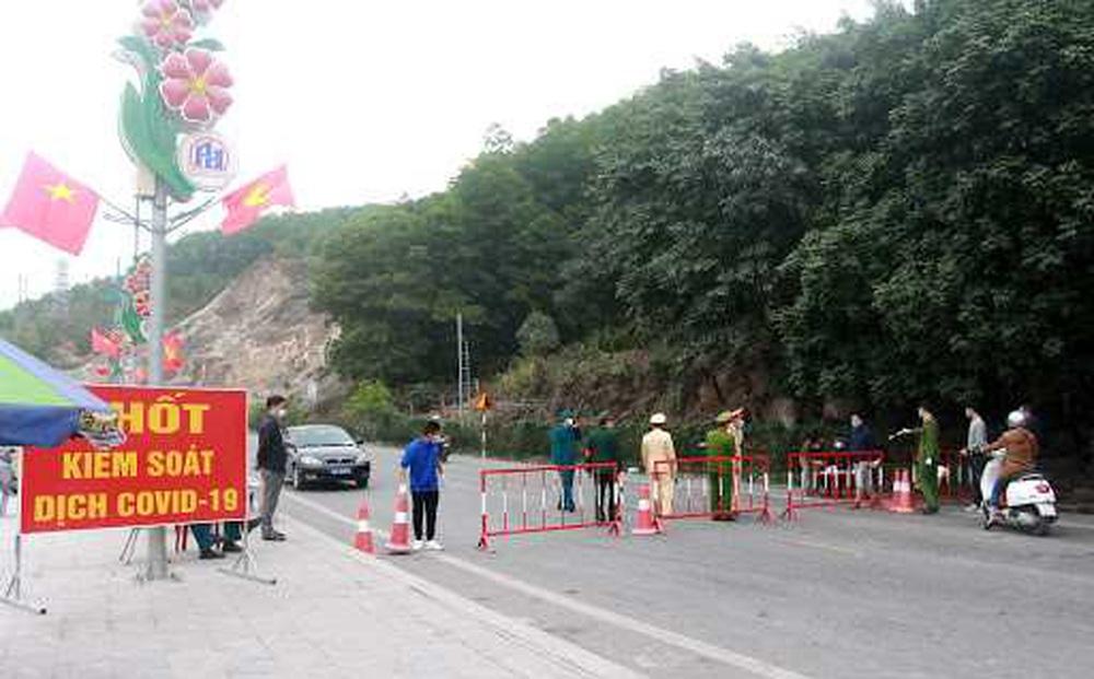 Dịch bệnh được kiểm soát, Quảng Ninh dừng giãn cách xã hội thị xã Đông Triều, huyện Vân Đồn