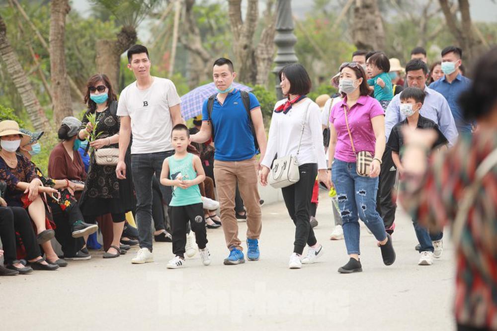 Tỉnh Hà Nam chỉ đạo kiểm tra công tác phòng chống dịch tại chùa Tam Chúc - Ảnh 6.