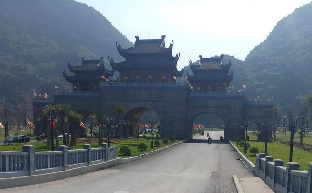 Tỉnh Hà Nam chỉ đạo kiểm tra công tác phòng chống dịch tại chùa Tam Chúc