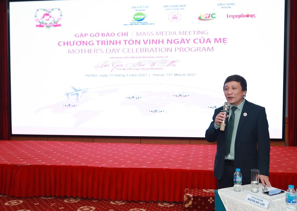 Nhạc sĩ Trần Tiến và nghệ sĩ 14 nước tham gia Ngày của mẹ - Ảnh 2.