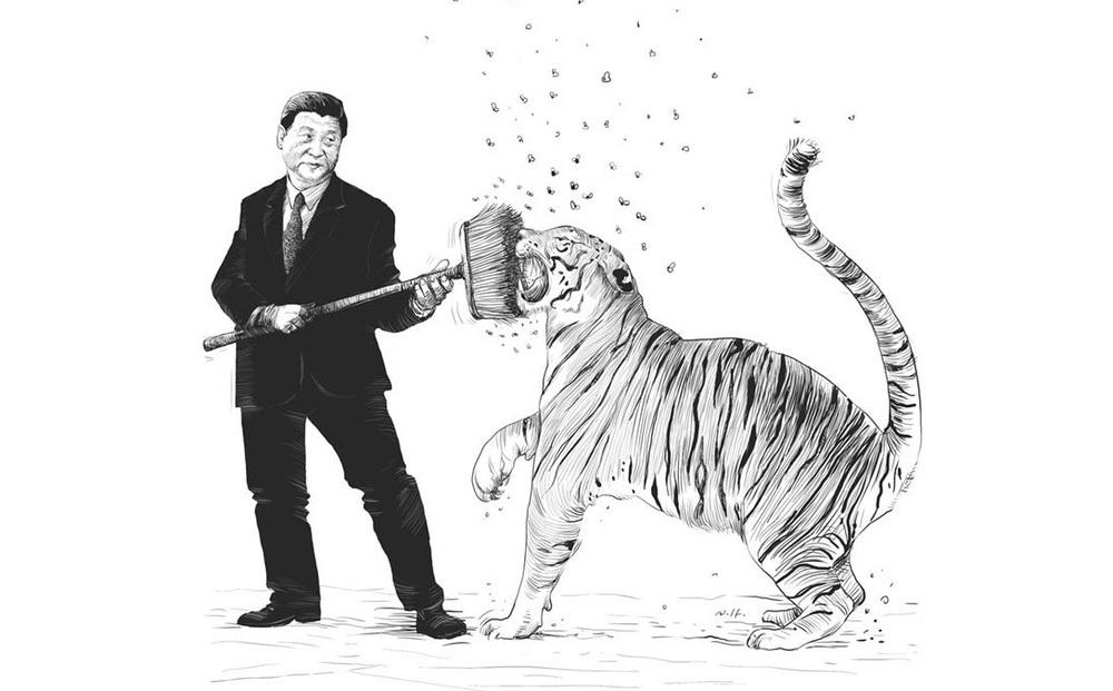 """Ông Tập phát thông điệp nóng, """"đánh"""" cả án thời Giang Trạch Dân, Hồ Cẩm Đào: Ai đang khiếp sợ?"""