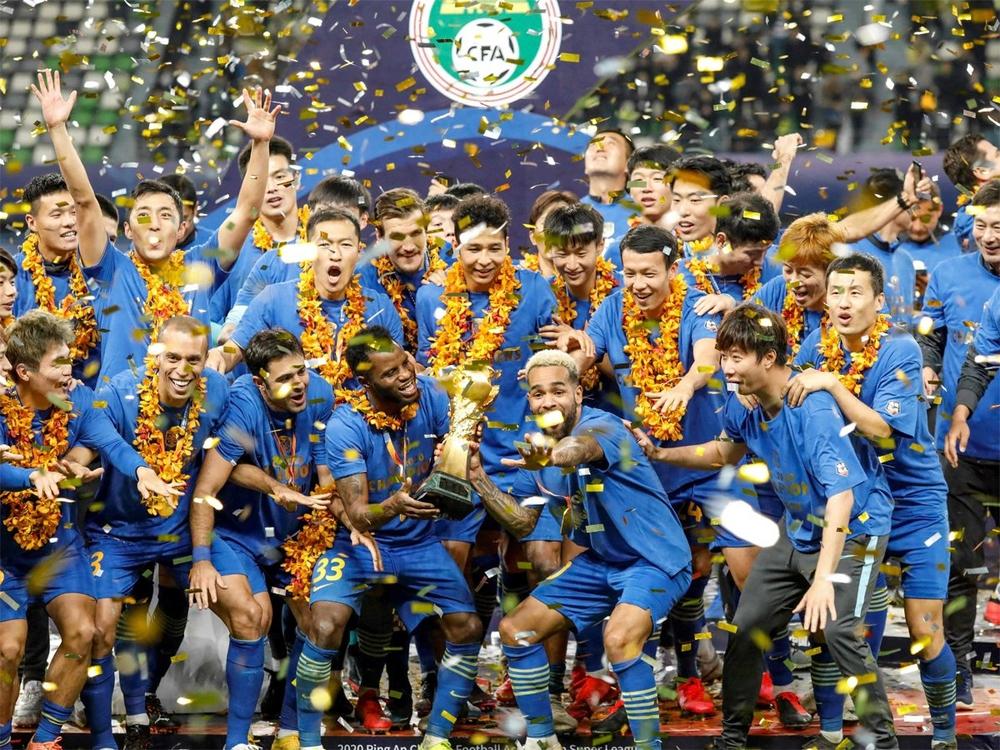 Đội bóng ĐKVĐ Trung Quốc giải thể, Viettel được lợi ở AFC Champions League - Ảnh 1.