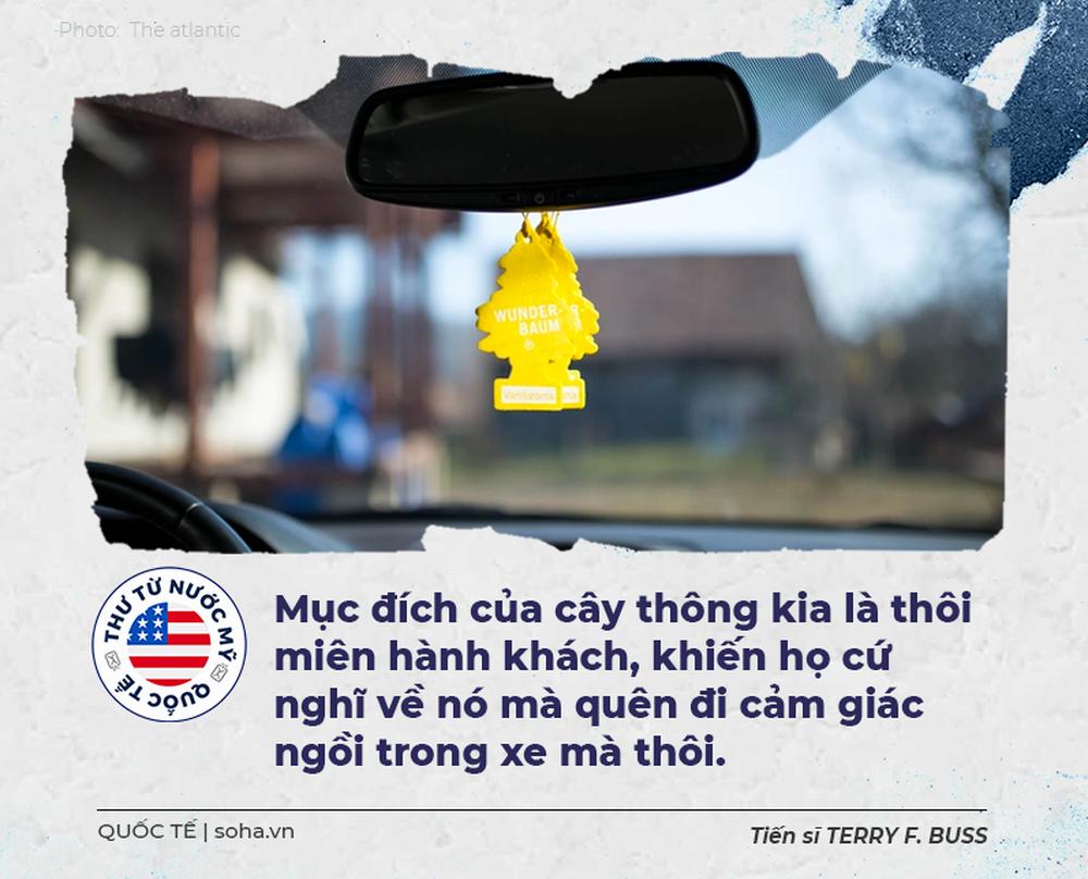 Thư từ nước Mỹ: Thế giới huyền bí và đầy bất ngờ trong một chiếc taxi ở Hà Nội - Ảnh 3.