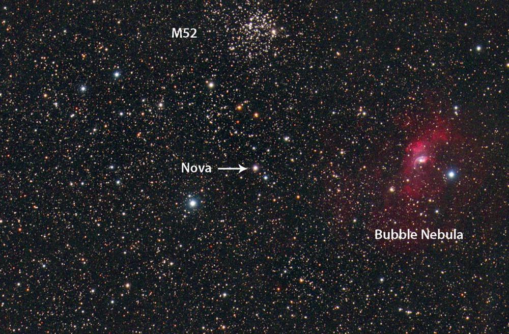 Một ngôi sao vừa phát nổ trên bầu trời: Vật liệu phát ra ở tốc độ kinh hoàng, tương đương việc lên Mặt Trăng trong 4 phút! - Ảnh 1.