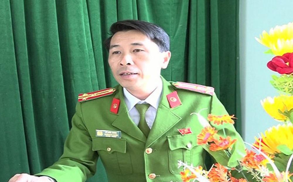 Cách hết chức vụ Đảng với nguyên Trưởng Công an huyện Mường Lát