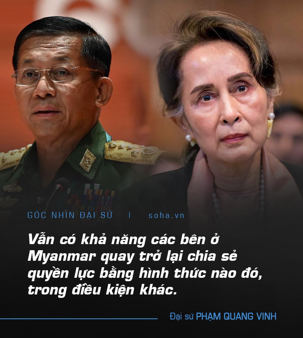 Khe cửa hẹp ở Myanmar: Khéo léo lách qua hay đổ máu? - Ảnh 2.