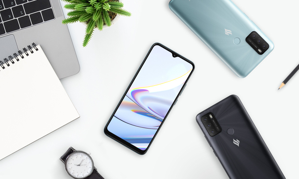 Vsmart liên tục tung hàng nóng, chính thức ra mắt chiếc điện thoại chưa đến 3 triệu đồng, kèm data 4G miễn phí - Ảnh 1.