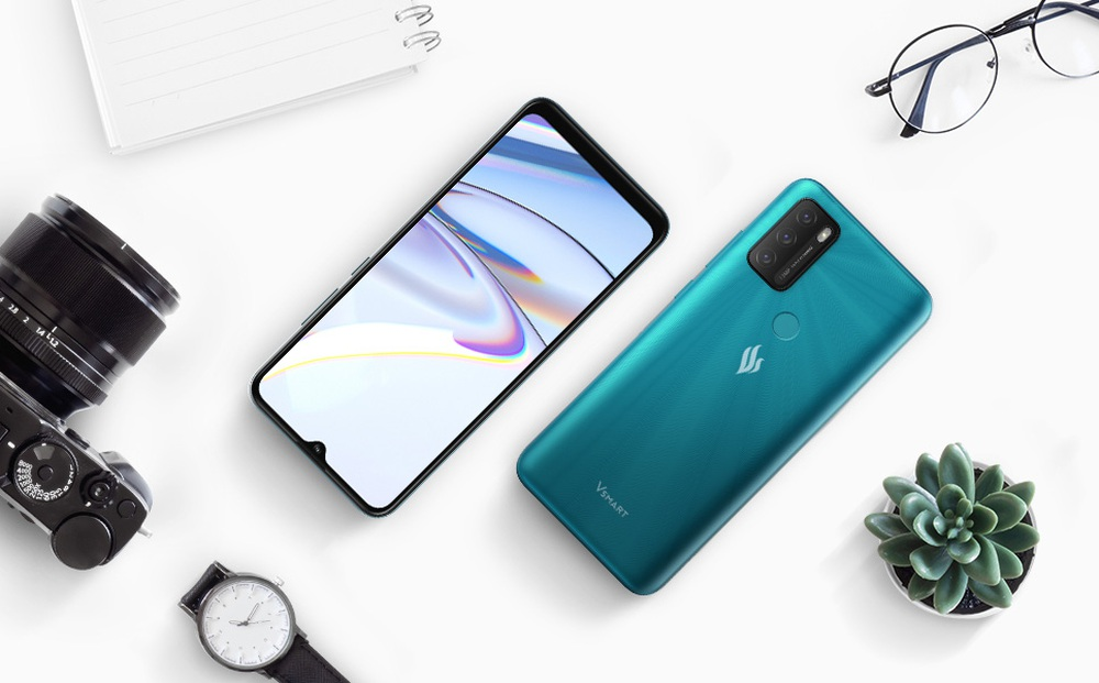 """Vsmart liên tục tung hàng """"nóng"""", chính thức ra mắt chiếc điện thoại chưa đến 3 triệu đồng, kèm data 4G miễn phí"""