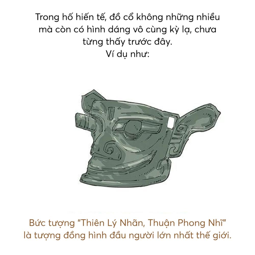 Infographic: Một phút để hiểu tại sao Tam Tinh Đôi có thể viết lại lịch sử Trung Quốc - Ảnh 7.