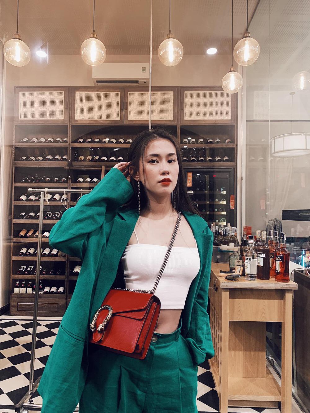 Hot girl số 1 Sài Thành diện bikini khoe thân hình nóng bỏng tuổi 31 - Ảnh 6.