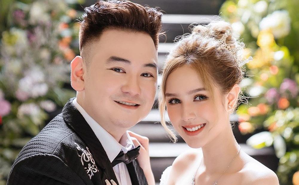 Streamer đại gia giàu nhất Việt Nam lấy vợ kém 13 tuổi: Tôi cảm giác như mình bị gài