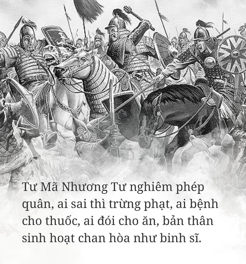 Thập Nhị Binh Thư - Binh thư số 3: Tư Mã binh pháp - Ảnh 3.