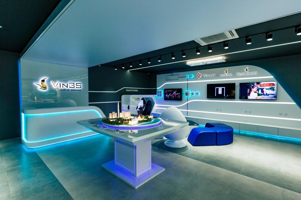 """Bên trong loạt showroom xe máy điện VinFast kết hợp trung tâm trải nghiệm Vin3S """"xịn xò"""" - Ảnh 8."""