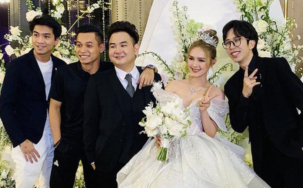 """Sau đám cưới chục tỷ, vợ chồng streamer giàu nhất nhì Việt Nam """"tố"""" tật xấu của nhau"""