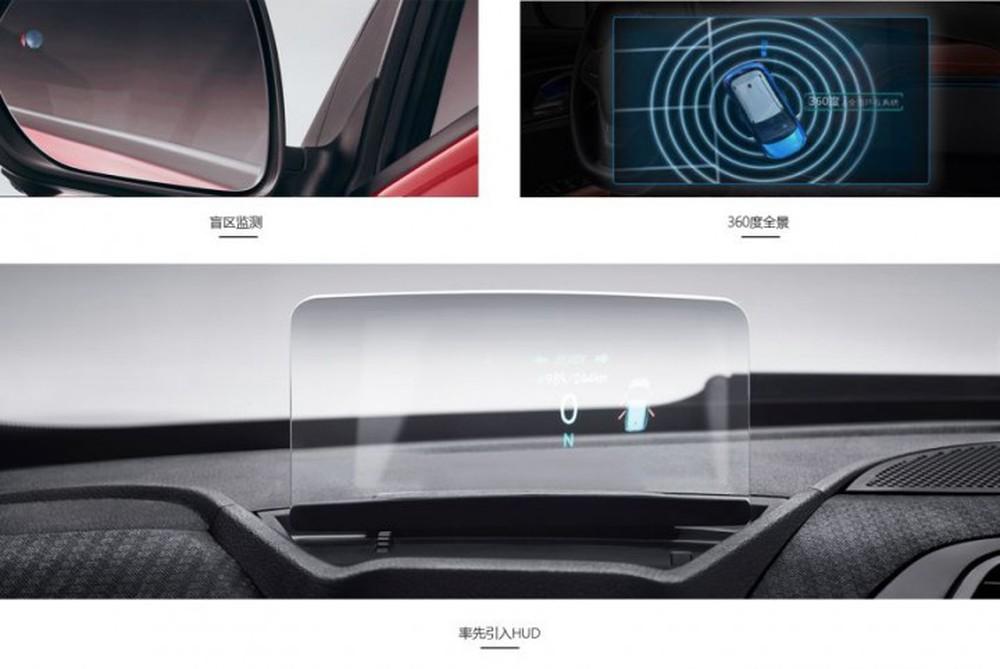 Cận cảnh ô tô điện Trung Quốc giá 200 triệu, chạy 302km trong 1 lần sạc - Ảnh 4.