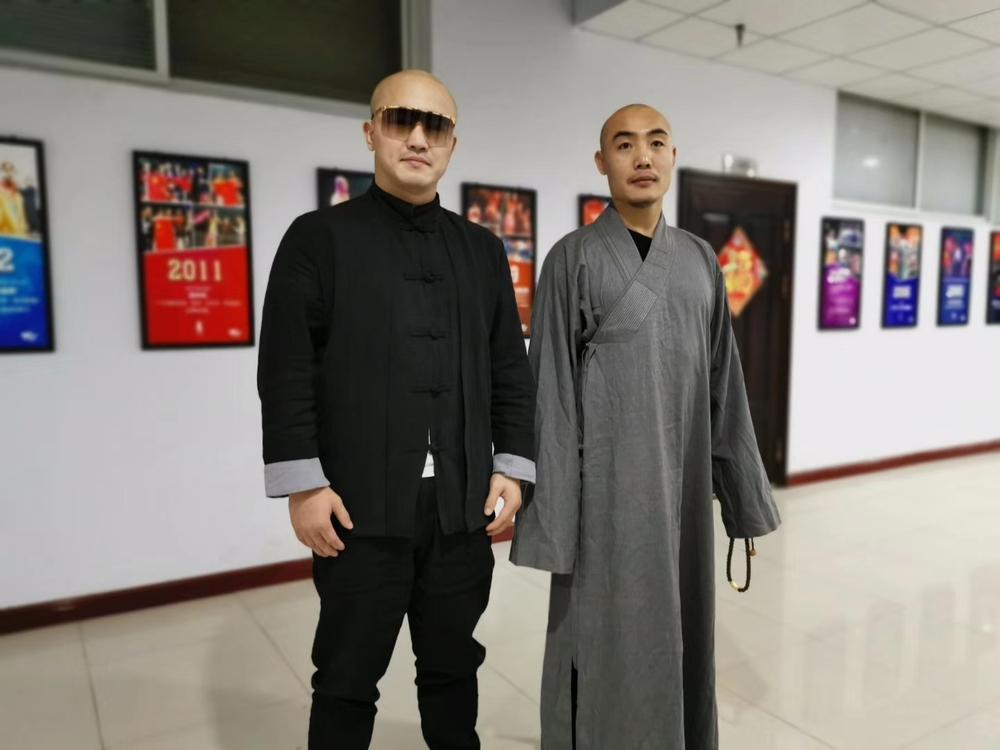 Không phải Yi Long, một cao thủ Thiếu Lâm Tự khác sắp tỉ thí với Thánh Muay Thái - Ảnh 3.