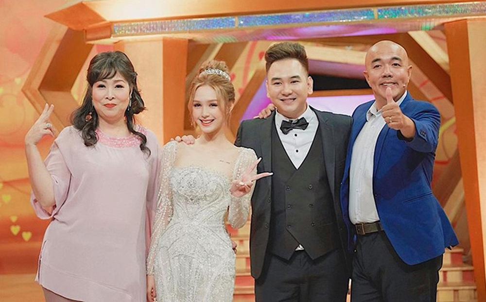 Vợ streamer giàu nhất nhì Việt Nam lên tiếng khi bị chê hỗn láo với Hồng Vân, Quốc Thuận