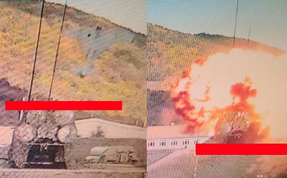 20 UAV Bayraktar Thổ Nhĩ Kỳ vây diệt Pantsir-S1 Syria: Đòn hiểm gây tổn thất khủng khiếp - Ảnh 3.