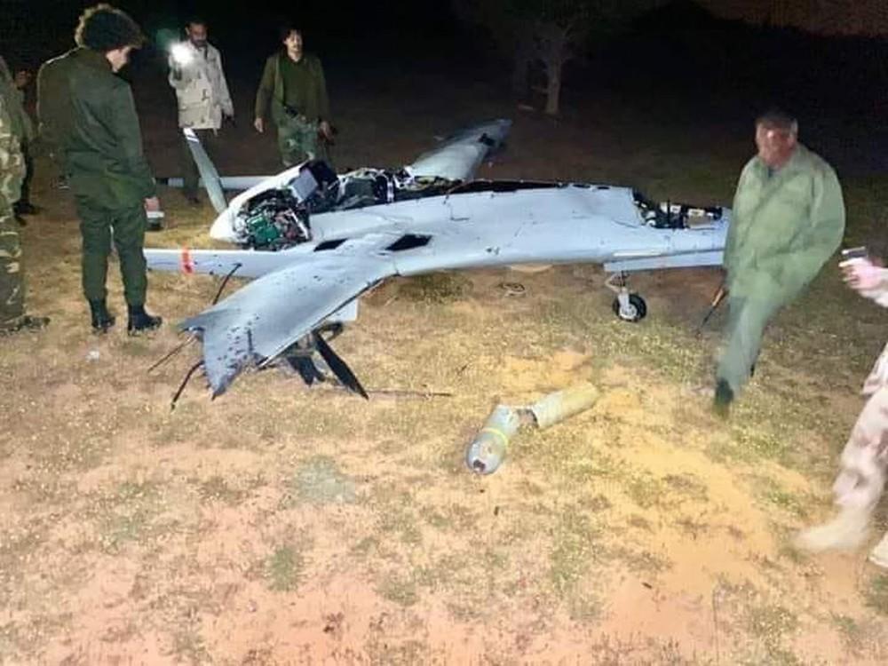 20 UAV Bayraktar Thổ Nhĩ Kỳ vây diệt Pantsir-S1 Syria: Đòn hiểm gây tổn thất khủng khiếp - Ảnh 5.