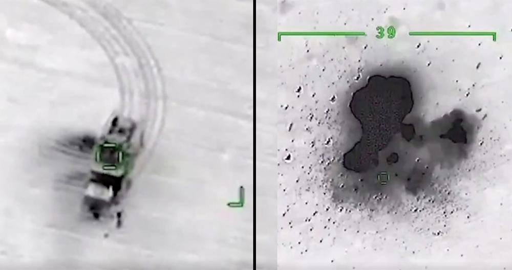 20 UAV Bayraktar Thổ Nhĩ Kỳ vây diệt Pantsir-S1 Syria: Đòn hiểm gây tổn thất khủng khiếp - Ảnh 7.