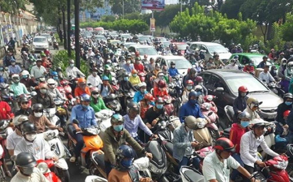 Các dự án 'giải cứu' ùn tắc sân bay Tân Sơn Nhất đa số vẫn 'án binh bất động'