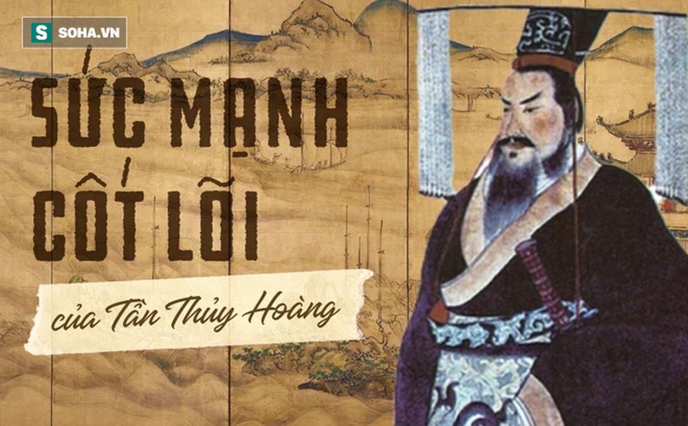 """3 """"kho báu"""" tìm thấy trong lăng mộ Tần Thủy Hoàng chứng minh tầm nhìn vĩ đại của Tần vương: Đi trước phương Tây 2.000 năm"""