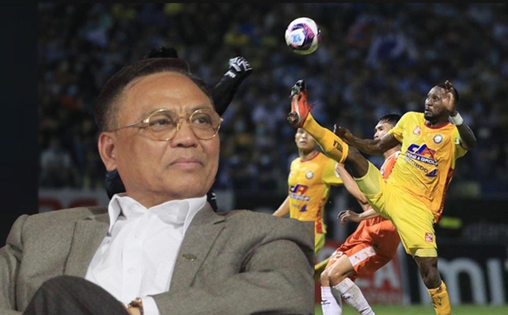 """""""Sếp CLB Thanh Hóa chẳng hiểu gì về bóng đá nếu muốn điều tra Samson, họ nên nghỉ đi"""""""