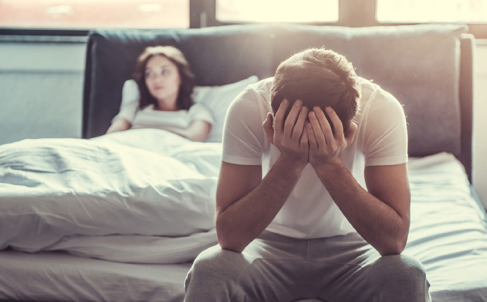 Bất ngờ với 5 thời điểm nam giới dễ bị rối loạn cương dương nhất, ai cũng nên biết để tránh