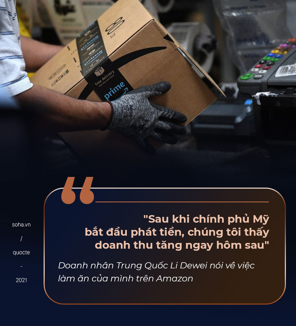 Ngoại giao Made-in-China kỳ 1: Tiền cứu trợ Covid của chính phủ Mỹ chảy vào túi người TQ như thế nào? - Ảnh 4.