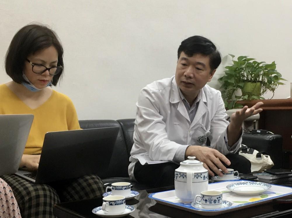 Lãnh đạo Bệnh viện Bạch Mai: Thông tin GS Nguyễn Quang Tuấn bị bắt là không đúng! - Ảnh 1.