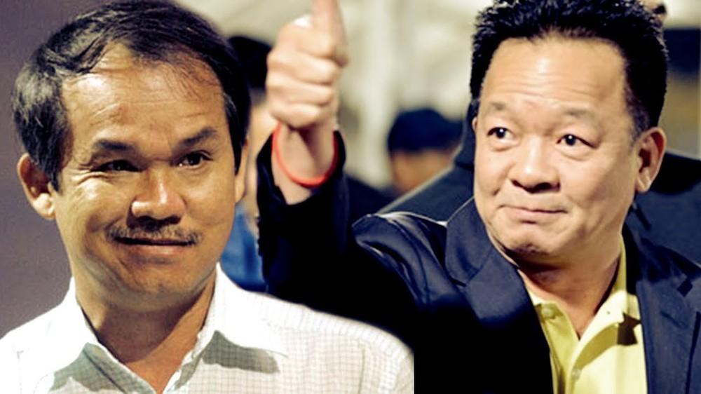 Đại diện Hà Nội FC tiết lộ thực hư chuyện bầu Hiển chạm mặt bầu Đức tại Pleiku - Ảnh 1.