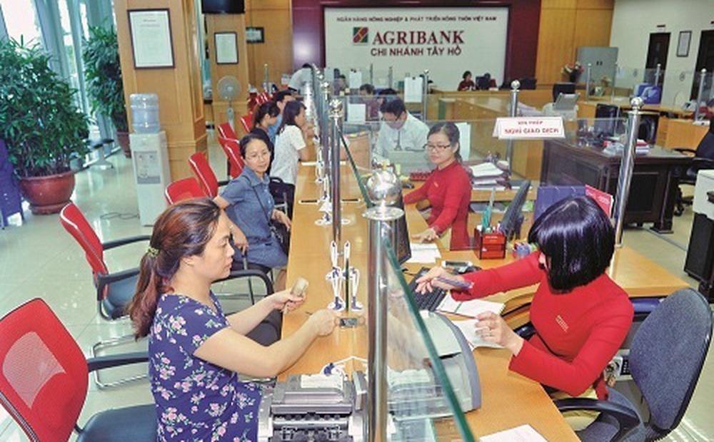 'Ông lớn' Agribank đang bị 'đuối' trước sự vượt trội của nhóm ngân hàng thương mại?