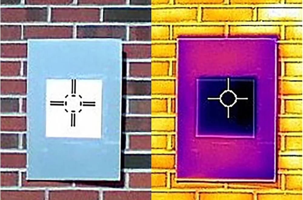 Loại sơn mới có khả năng phản chiếu 98,1% ánh sáng, giúp giảm thiểu việc biến đổi khí hậu - Ảnh 1.