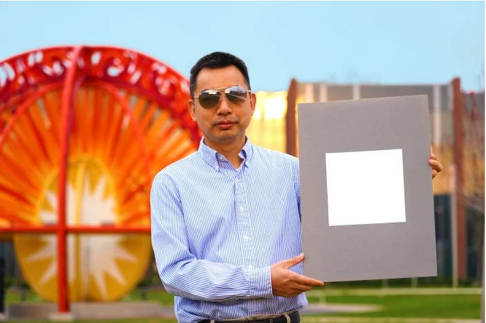 Loại sơn mới có khả năng phản chiếu 98,1% ánh sáng, giúp giảm thiểu việc biến đổi khí hậu - Ảnh 2.