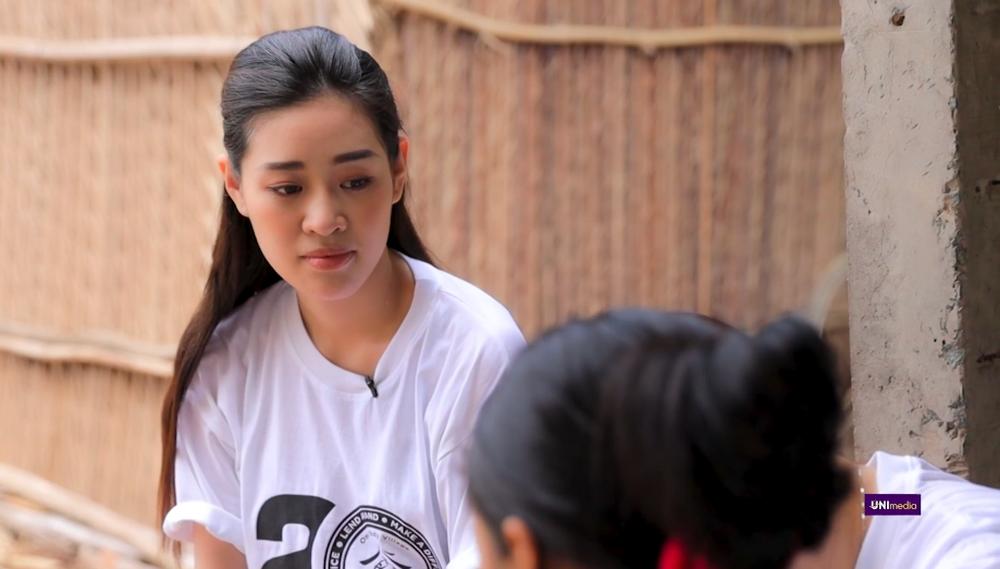"""Hoa hậu Khánh Vân xúc động, nhớ lại lần """"giải cứu"""" bé gái bị xâm hại tình dục - Ảnh 9."""