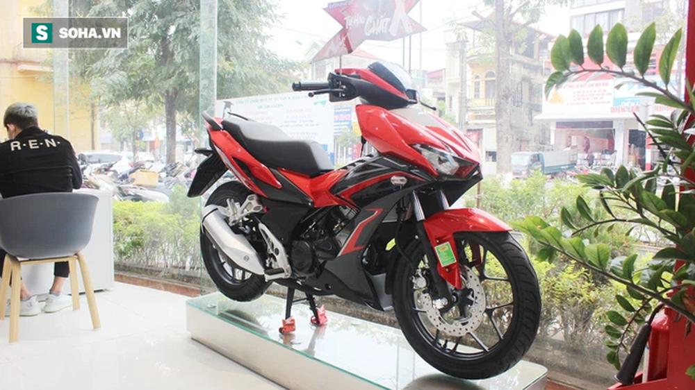Giá Honda Winner X giảm mạnh trong tháng 4, phiên bản giới hạn gây sốt - Ảnh 2.
